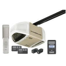 Belt Driven Ceiling Fans Cheap by Shop Chamberlain 0 75 Hp Myq Battery Backup Belt Garage Door