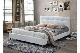 chambre avec tete de lit capitonn lit design pas cher lit capitonné simili cuir lit relevable page 1