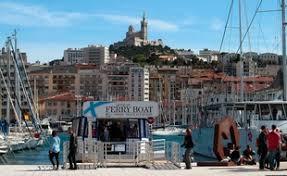 le petit port marseille marseille le ferry boat naviguera du petit matin jusqu à la