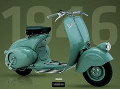 A Look At Vespa Througout The Years