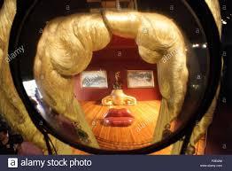 Salvador Dali Mae West Lips Sofa 1938 by 1904 1989 Stock Photos U0026 1904 1989 Stock Images Alamy