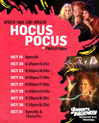 Cast Of Halloween 3 by The Shadowhunters Cast Are Just As Obsessed With Hocus Pocus As