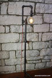 edison bulb floor l industrial style bare bulb light meonthemap