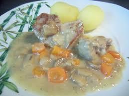 cuisiner un sauté de porc sauté de porc tendre et crémeux au vin blanc la p tite cuisine de