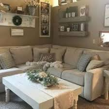 Rustic Chic Living Room Ideas See More Love This Look
