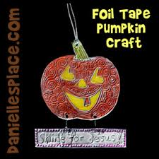 Pumpkin Patch Parable Craft by Halloween And Fall Crafts For Children