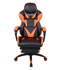 High-Back PC & Racing Game Chair Merax Orange High Back Gaming Chair With Lumbar Support And Headrest Cougar Armor S Luxury Breathable Premium Pvc Leather Bodyembracing Design Mid Century Modern Highback Lounge Revive Modern In Highback Swivel Black With Racing Style Ergonomic Office Desk By Morndepo Xl Executive Ribbed Pu Computer Gothic Inspired Velvet Throne Task Global Ding Chairs Upholstered Angelic Vini Furntech Gromalla Mesh Akracing Nitro Robus High Back From Stylex Architonic Video Bucket Seat Footrest Padding