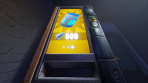 Fortnite – The Video Game Soda Machine Project