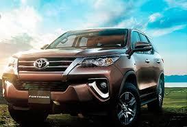 Toyota Fortuner 2016 Nuevo 0km prar en PATIOTuerca Ecuador