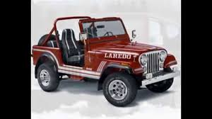 100 Laredo Craigslist Cars And Trucks Jeep History 1940 To 2015 The Evolution Of The Wrangler And More