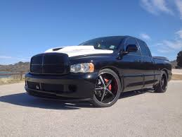 Viper Powered Dodge Ram SRT 10 Trucks With Dodge Ram Srt Wheels And ...