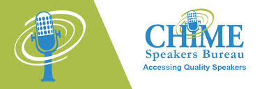 speaker bureau speakers bureau thank you healthcare it chime