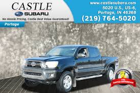 Pre-Owned 2014 Toyota Tacoma Base Crew Cab Pickup In Portage #P5833 ... 2014 Ford F150 Svt Raptor Special Edition Top Speed Chevrolet Silverado Wikipedia Want Bigger Tires On Your 42015 Chevy 1500 Youtube Hand Picked The Slamd Trucks From Sema Mag Impala Win Carscom Best Car And Pickup Of Dodge Ram Ecodiesel My Style Pinterest Rams For Towingwork Motor Trend Gmc Sierra V6 Delivers 24 Mpg Highway Toyota Tundra Helps Drivers Build Anything Auto Moto Used Fullsize Carfax
