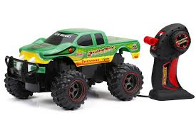 100 Sk Toy Trucks Remote Control Bigfoot Truck SNAKE BITE New Bright