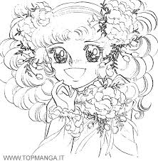 Coloring Page Candy Cartoons 29