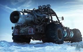 100 Turbine Truck Engines Wallpaper Digital Art Monster Trucks Nature Snow Vehicle
