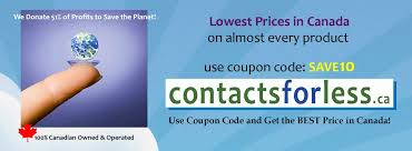 Contact Lenses Online Just For Canada | Lowest Prices ...