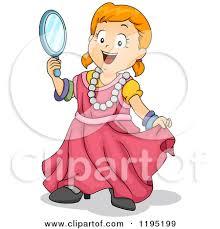 Pink Dress Clipart Up 10