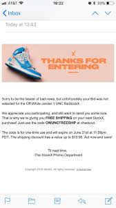 Free Shipping For Stock X FCFS! : Sneakers Is Stockx Legit Or Do They Sell Fakes Here Are The Facts App Karma Promo Code One Coupon India Get 150 Off Bags At News How To Use And Save More With Buyandship Stockx Discount Code Sep 2019 Free Shipping Home Facebook Promo Apple Macbook Pro Retina Polo Friends Family Newegg Msi Airstream Supply Shipping For Stock X Fcfs Sneakers Rapido Bangalore Budweiser Tour 100 Working Verified Wish W Coupon