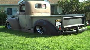 100 41 Chevy Truck CLASSIC LOWRIDERS SOCAL 1945 Chevy LA VETERANA YouTube