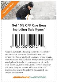 aubuchon hardware winter 2017 15 coupon