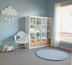 décoration chambre bébé garçon en bleu 36 idées cool décoration