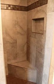 look at the wood floor tile going seamlessly into the shower