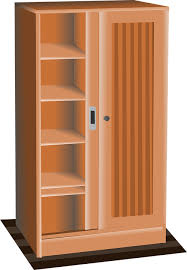 Cupboard Furniture Wood Home House