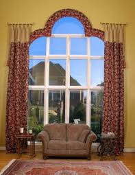 Arched Or Curved Window Curtain Rod Canada by Coffee Tables Curtain Rods For Round Top Windows Home Depot