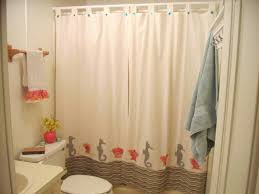 Shower Curtain Ideas For Small Bathrooms Small Bathroom Shower Curtain Ideas Home Decor