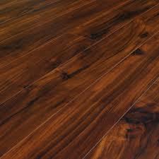 Chic Wood Click Flooring Acacia Hand Scraped Lock Laminate Floor Samples 8 X 5