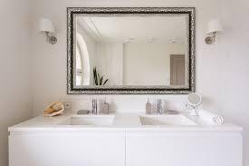 schöner wohnen mit spiegeln wandstyle