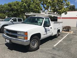 CHEVROLET Utility Truck -- Service Truck Trucks For Sale