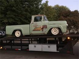 100 59 Ford Truck 19 F100 For Sale ClassicCarscom CC1115531