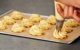 la pâte à choux sucrée et salée