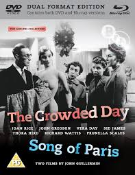 Kitchen Sink Films 1950s by Cathode Ray Tube British Cult Classics The Crowded Day U0026 Song
