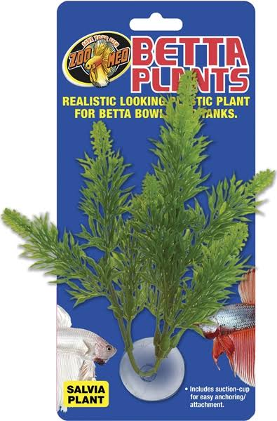 Zoo Med Laboratories Betta Plants Salvia Plant