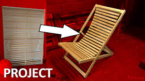 How To Build A Folding Chair With 0$ - YouTube How To Build A Wooden Pallet Adirondack Chair Bystep Tutorial Steltman Chair Inspiration Pinterest Woods Woodworking And Suite For Upholstery New Frame Abbey Diy Chairs 11 Ways Your Own Bob Vila Armchair Build Youtube On The Design Ideas 77 In Aarons Office 12 Best Kedes Kreslai Images On A Log Itructions How Make Tub Creative Fniture Lawyer 50 Raphaels Villa