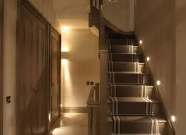 led stair lights set of 3 motion sensor stair lights hallway light