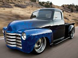 100 1951 Chevy Truck Chevrolet Pickup Copacetic In Magazine