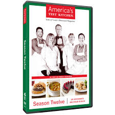 America s Test Kitchen Season 12 DVD