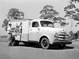 Fargo 2-33 AF Refrigerator Truck '1955–58
