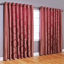 Jc Penney Curtains With Grommets by Drapes U0026 Curtains Best Home Fashion Wide Width Damask Grommet