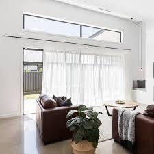 lichtband fenster mehr tageslicht für küche wohnzimmer