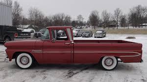 1960 Chevrolet Apache Pickup | F85 | Kansas City Spring 2016
