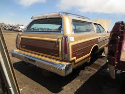Junkyard Find: 1977 Ford LTD Country Squire - The Truth About Cars