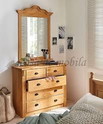 schlafzimmer 2teilig inga kiefer massiv gelaugt geölt landhaus casade mobila