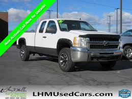 Pre-Owned 2008 Chevrolet Silverado 2500HD Work Truck Extended Cab ... New 2019 Chevrolet Silverado 2500hd Work Truck 4d Crew Cab In Murfreesboro Tn Double Yakima 2018 1500 Regular Fremont Preowned 2012 Pickup 2017 4wd 1435 San Antonio Tx Ld Extended