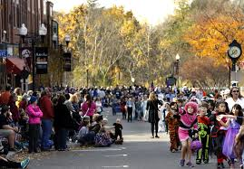 Little Five Points Halloween Parade by Anoka Worked Hard To Secure Halloween Stamp Unveiling