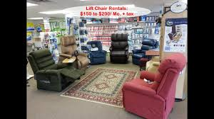 Pride Serta Lift Chair by Lift Chair Recliner Store Jax Fl 32211 Youtube